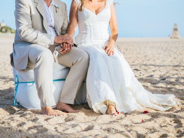 La boda de Juanjo y Lidia en Zahara De Los Atunes, Cádiz 11