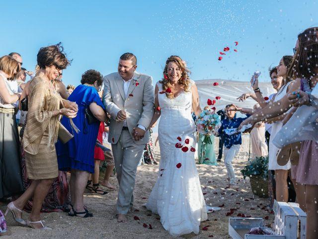 La boda de Juanjo y Lidia en Zahara De Los Atunes, Cádiz 12