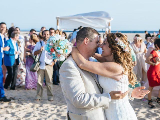La boda de Juanjo y Lidia en Zahara De Los Atunes, Cádiz 13