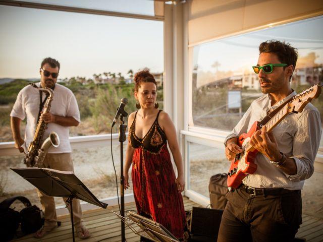 La boda de Juanjo y Lidia en Zahara De Los Atunes, Cádiz 18