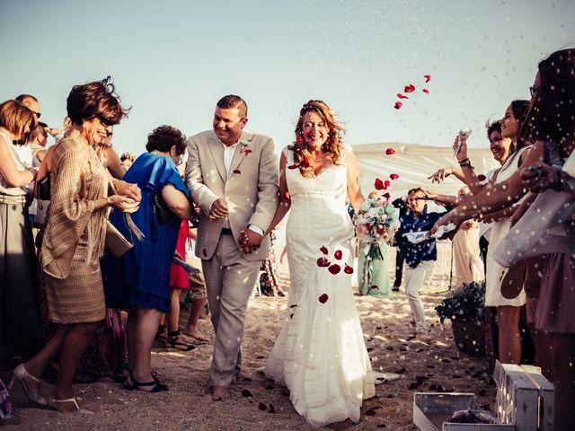 La boda de Juanjo y Lidia en Zahara De Los Atunes, Cádiz 45