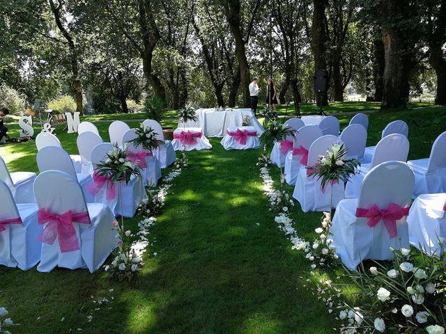 La boda de Manuel y Susana  en Outeiro (Silleda), Pontevedra 2