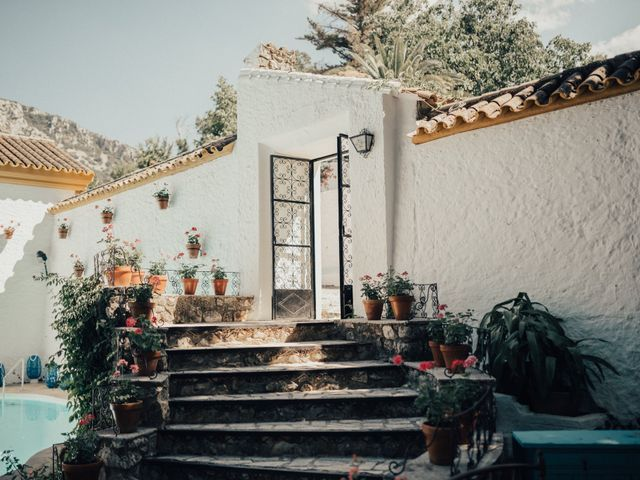 La boda de Carlos y Mariam en Cabra, Córdoba 2
