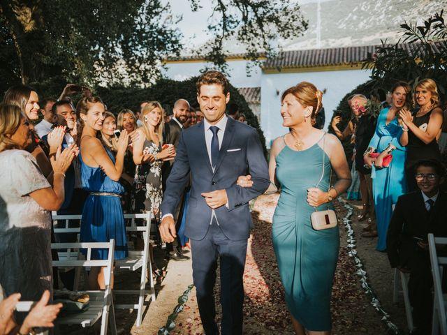 La boda de Carlos y Mariam en Cabra, Córdoba 40