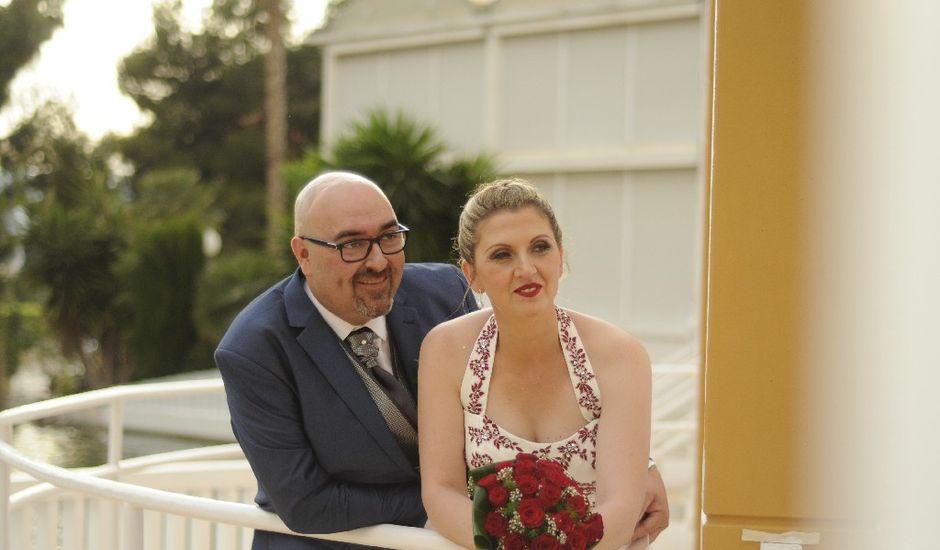La boda de Pedro y Carmen en Petrer, Alicante