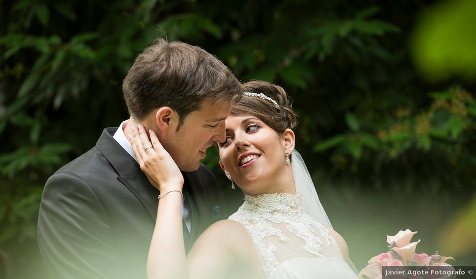 La boda de Iñaki y Cristina en Vitoria-gasteiz, Álava