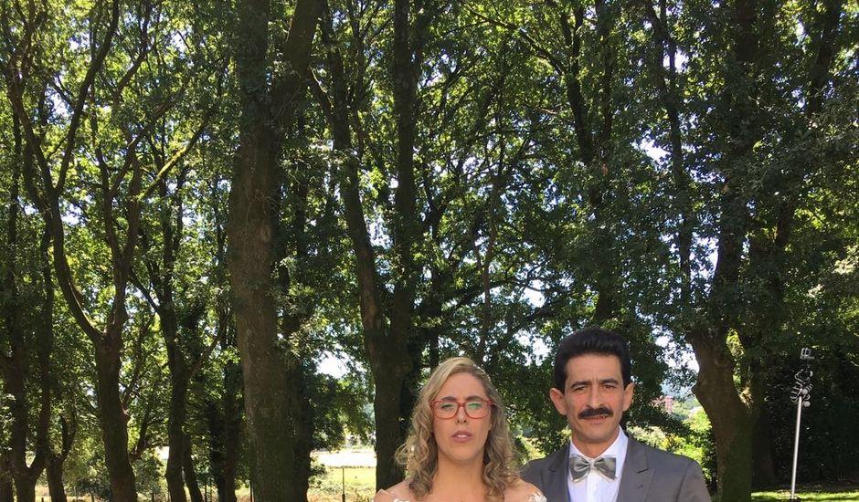 La boda de Manuel y Susana  en Outeiro (Silleda), Pontevedra