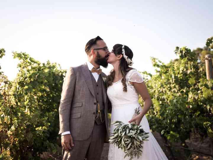 La boda de Catrina y Guifré
