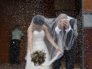 La boda de Mabel y Vicente