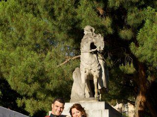 La boda de Miriam y Nazario David 1