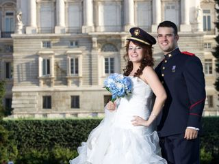La boda de Miriam y Nazario David