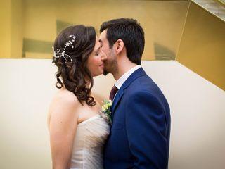 La boda de Pilar y Javier