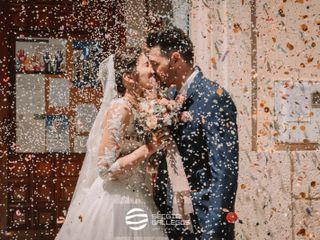 La boda de Sara y Norman