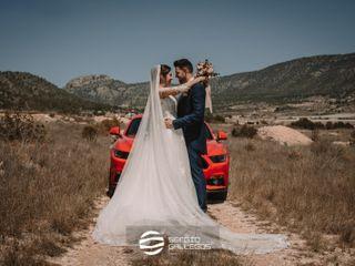 La boda de Sara y Norman 3