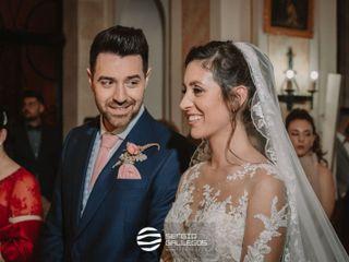 La boda de Sara y Norman 1