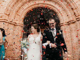 La boda de Ara y Alberto