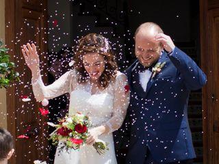 La boda de Mayalen y Mauri