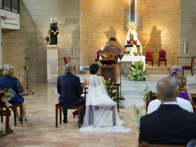 La boda de Vicente y Mabel en Algemesí, Valencia 2