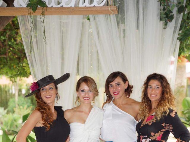 La boda de Vicente y Mabel en Algemesí, Valencia 3