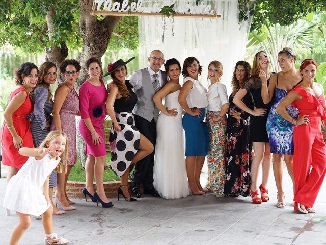 La boda de Vicente y Mabel en Algemesí, Valencia 5