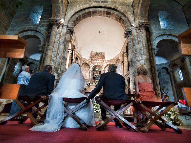 La boda de James y Isabel en Santiago De Compostela, A Coruña 3