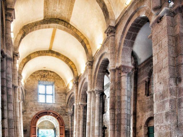 La boda de James y Isabel en Santiago De Compostela, A Coruña 4