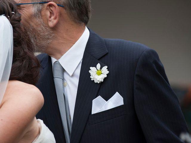 La boda de James y Isabel en Santiago De Compostela, A Coruña 5