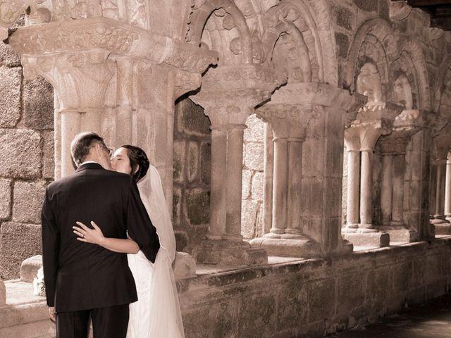 La boda de James y Isabel en Santiago De Compostela, A Coruña 18