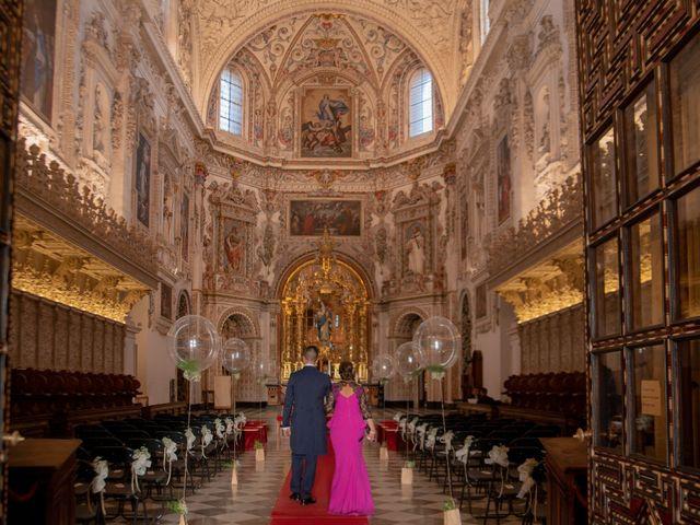 La boda de Jose y Bea en Granada, Granada 15