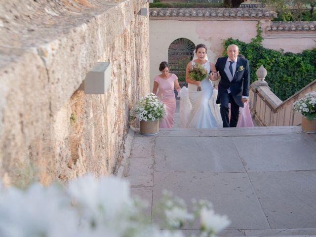 La boda de Jose y Bea en Granada, Granada 16