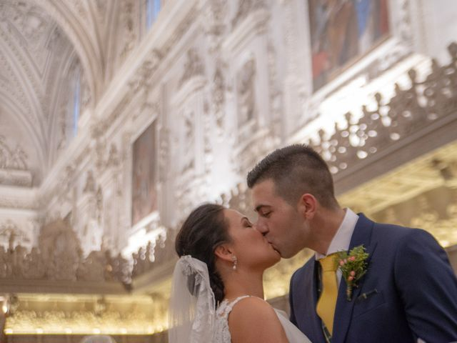 La boda de Jose y Bea en Granada, Granada 17