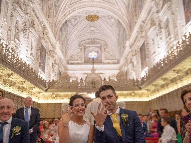 La boda de Jose y Bea en Granada, Granada 18