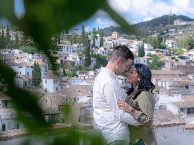 La boda de Jose y Bea en Granada, Granada 28