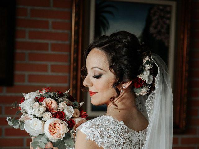 La boda de Francisco y Nieves en Atarfe, Granada 5