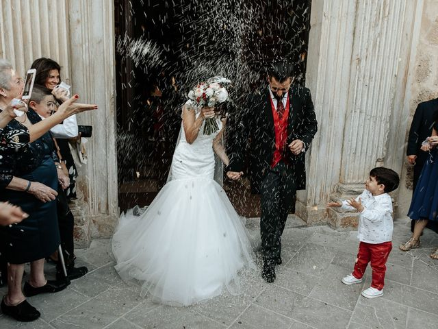 La boda de Francisco y Nieves en Atarfe, Granada 23