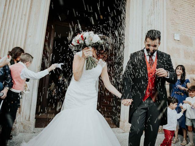 La boda de Francisco y Nieves en Atarfe, Granada 24