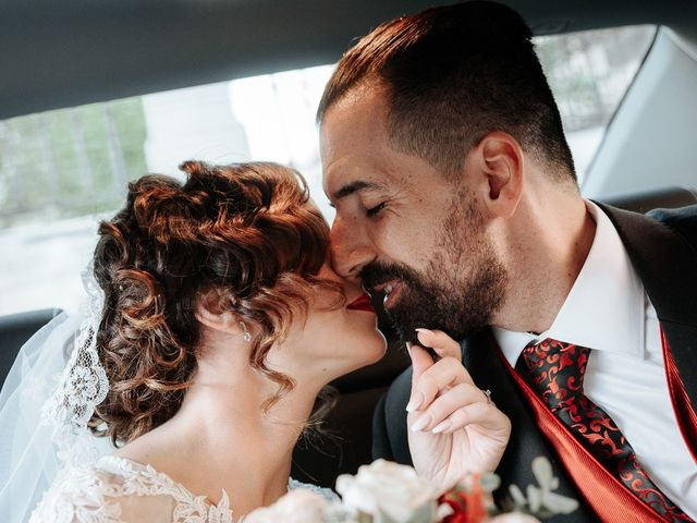 La boda de Nieves y Francisco