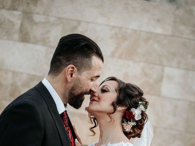 La boda de Francisco y Nieves en Atarfe, Granada 26