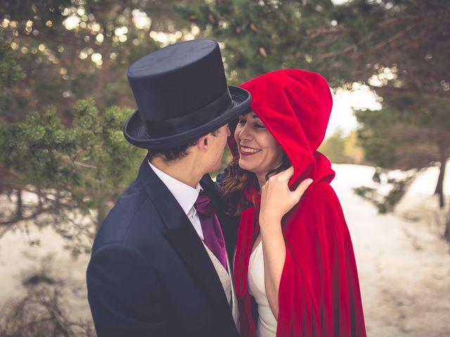 La boda de Nuria y Javi