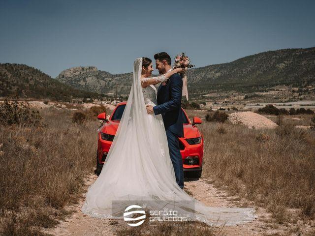 La boda de Norman y Sara en La Romana, Alicante 1