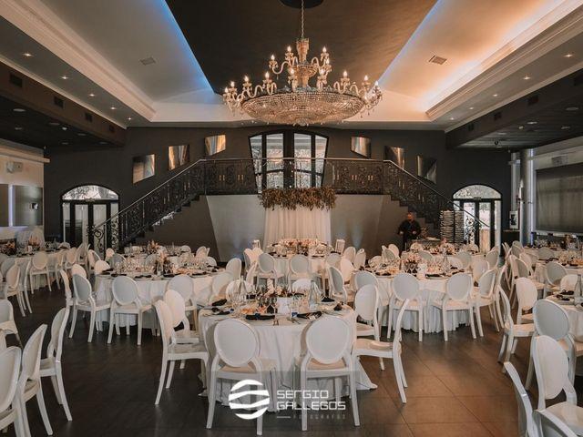 La boda de Norman y Sara en La Romana, Alicante 3