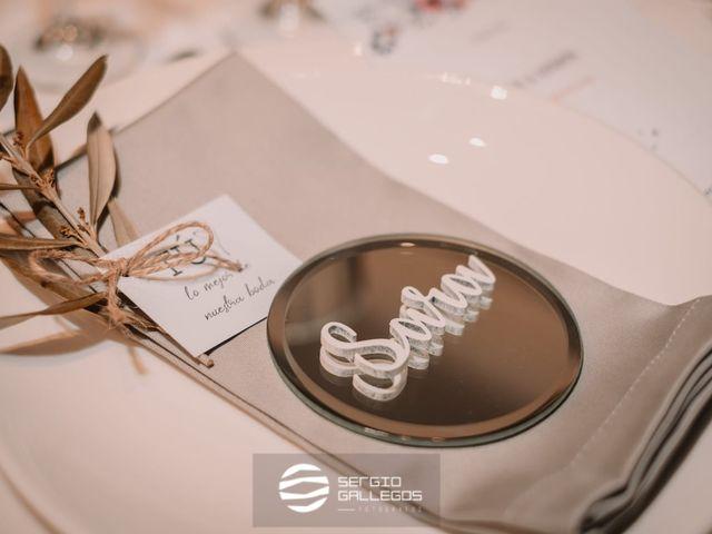 La boda de Norman y Sara en La Romana, Alicante 5