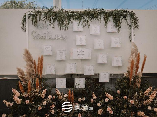 La boda de Norman y Sara en La Romana, Alicante 6