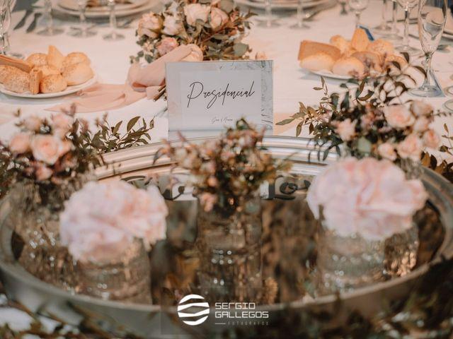 La boda de Norman y Sara en La Romana, Alicante 7