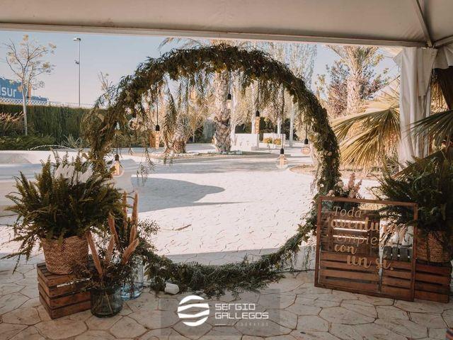 La boda de Norman y Sara en La Romana, Alicante 8