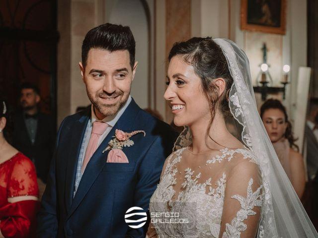 La boda de Norman y Sara en La Romana, Alicante 11