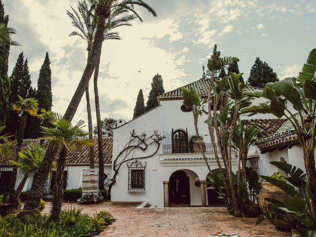 La boda de Eque y Auxi en Estepona, Málaga 18
