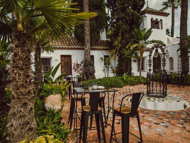 La boda de Eque y Auxi en Estepona, Málaga 19