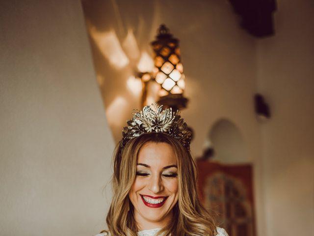 La boda de Eque y Auxi en Estepona, Málaga 34