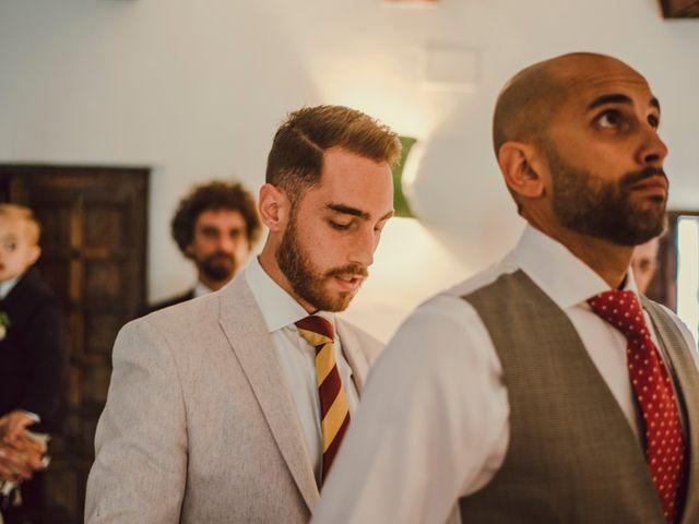 La boda de Eque y Auxi en Estepona, Málaga 40